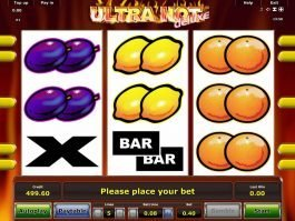 Ultra Hot Deluxe free slot machine no registration