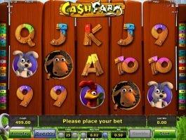 Online casino slot Cash Farm by Novomatic