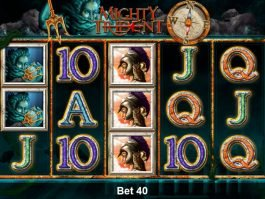 Online free slot Mighty Trident for fun