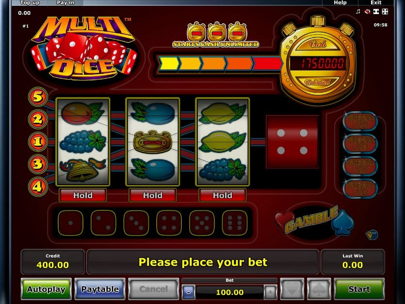Spiele Wolfpack Pays (Dice) - Video Slots Online