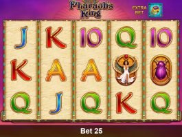 Free online slot Pharaoh's Ring no deposit