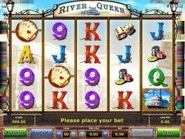 Online free slot River Queen no deposit