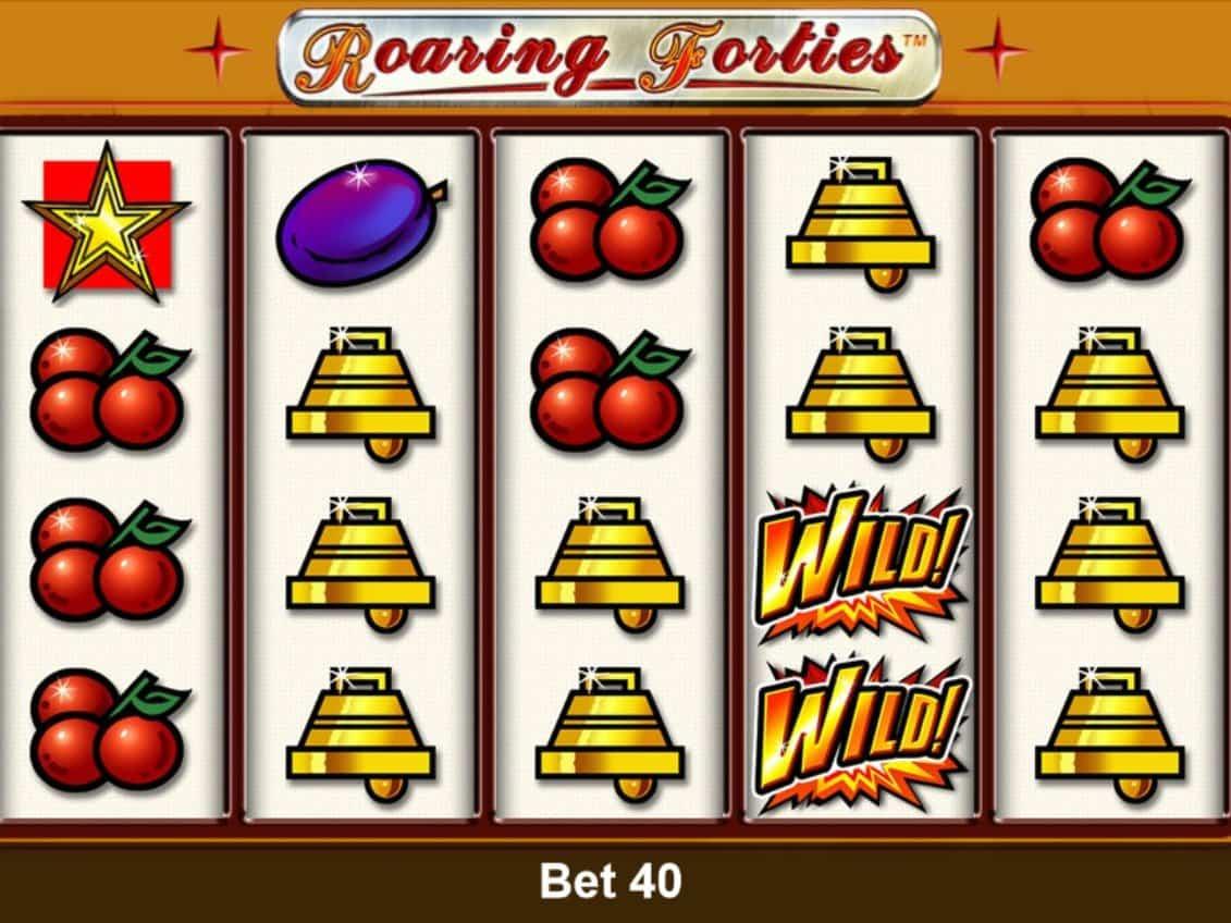 Slot Machine Gratis Roaring Forties