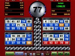 Silverball casino slot game