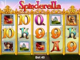 Online casino slot Spinderella for fun