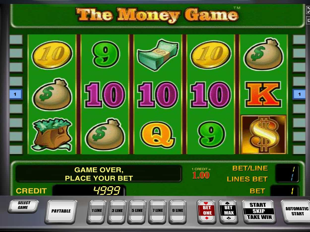 Money Games Online