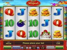 Free casino slot The Royals