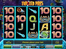 Casino free slot Twisted Pays
