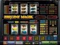 Free slot machine Zreczny Magik no registration