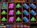 Picture from online 20 Diamonds slot machine