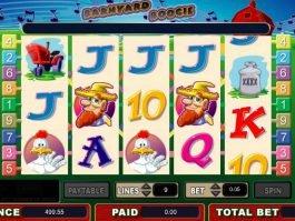 Free casino slot for fun Barnyard Boogie