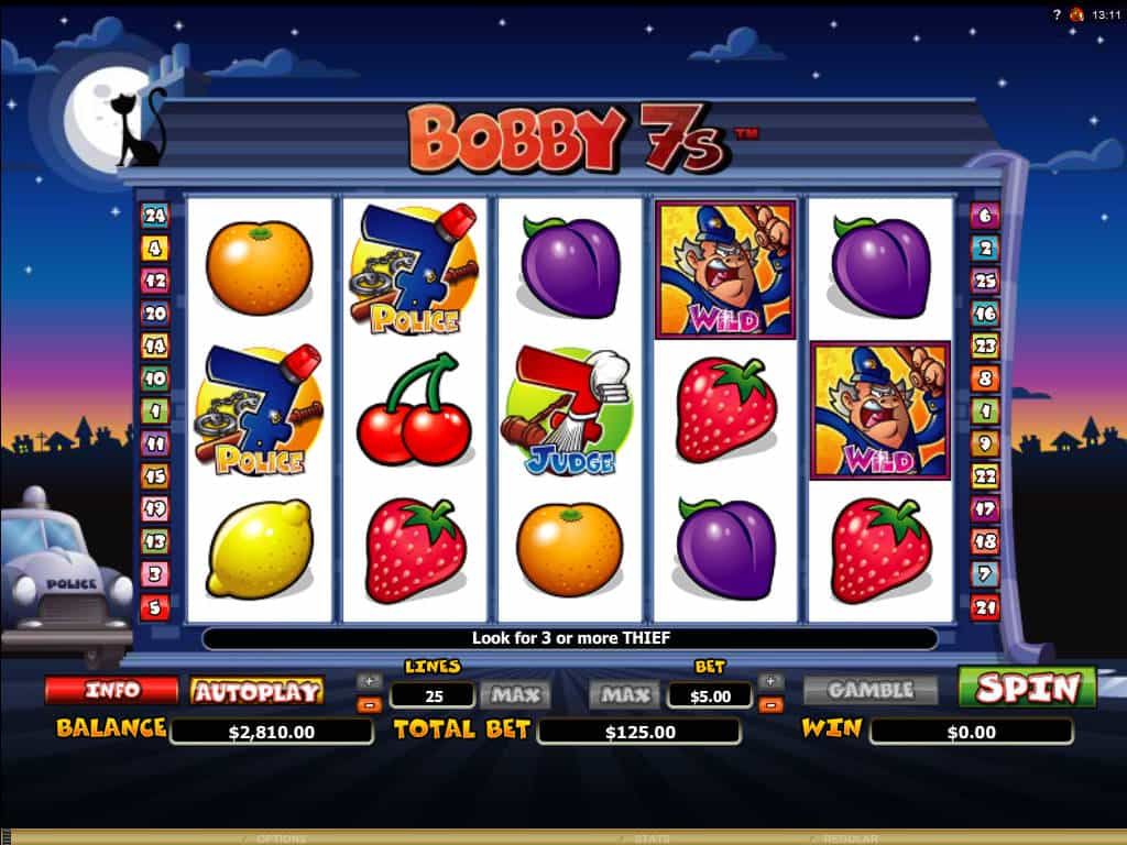 Spiele Bobby 7s Mini - Video Slots Online