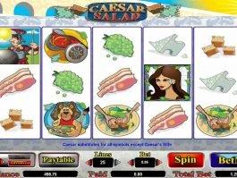 Online free slot game Caesar Salad