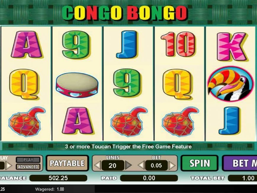 Bongo Games Free Online