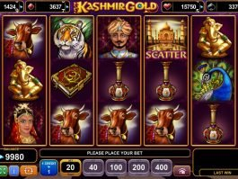 Free slot machine Kashmir Gold for free