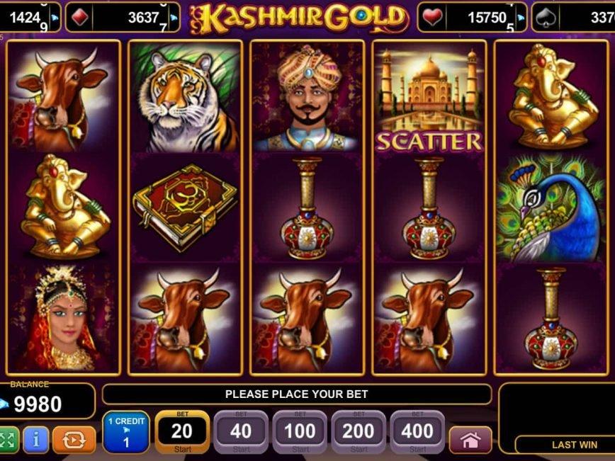 Kashmir Gold Casino