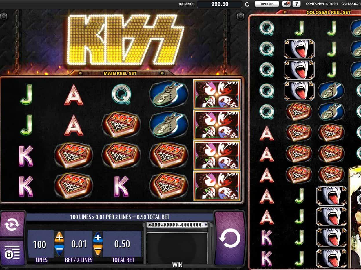 Free Kiss Slots.