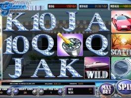 Slot for fun Mega Glam Life online