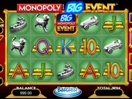 Online slot game Monopoly for fun
