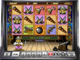 Slot for fun Pirate online