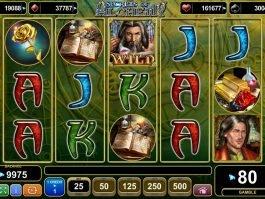 Slot online Secrets of Alchemy for free