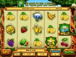 Play Snake Slot online no deposit