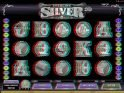 Online casino slot Sterling Silver 3D