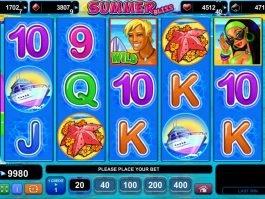 Casino free slot Summer Bliss no deposit