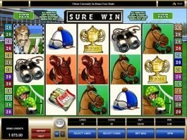 Play free casino slot game Sure Win