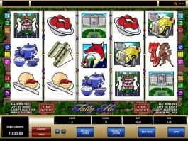 Tally Ho free slot game online