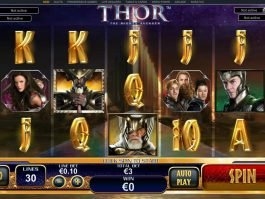 Online slot game Thor no deposit no registration