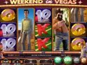 Play online slot machine Weekend in Vegas for fun