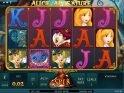 Free slot machine Alice Adventure no deposit