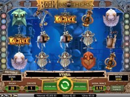 Play free online slot Boom Brothers