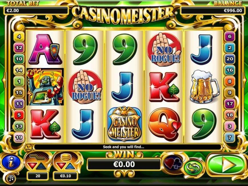 Slot for fun Casinomeister