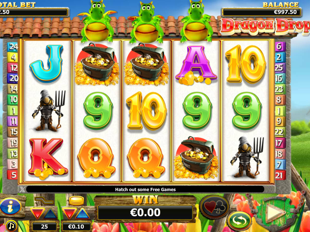 Dragon Drop Slot Machine