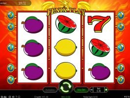 Free slot machine Fenix Play online