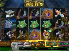 Online free slot Fire Flies