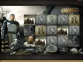 Casino free slot game Forsaken Kingdom
