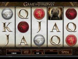 Play slot machine Game of Thrones - 243 ways