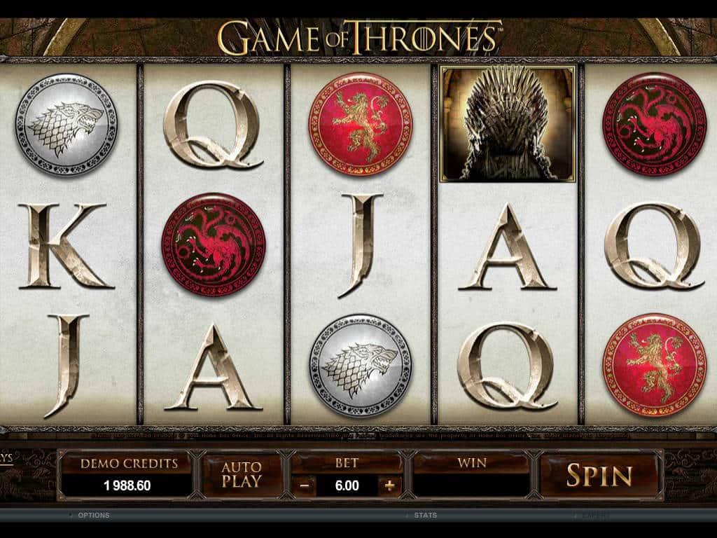 game of thrones - ways casino