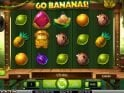 Play free slot game Go Bananas! no deposit