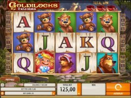 Play free Goldilocks and the Wild Bears online