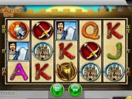 Knight's Life free online slot no deposit