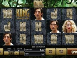 Play free slot machine Kong: The 8th Wonder of the World online