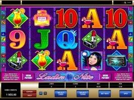 Play free online slot Ladies Nite