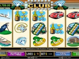 Picture from online free game Millionaires Club II