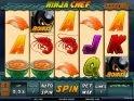 Slot machine Ninja Chef online for free