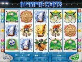 Online slot machine Olympic Slots no deposit