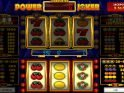 Play free slot machine Power Joker